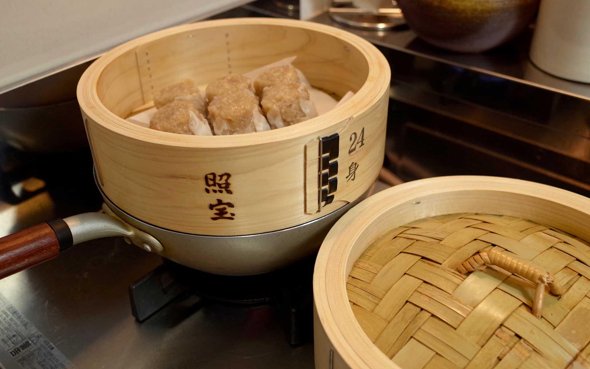 中華せいろキホンの使い方は「放置する」だけ。一人暮らしや料理初心者にこそおすすめの簡単料理法