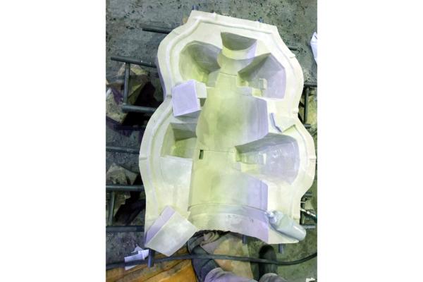 擦管の鋳型(画像提供:高岡市)