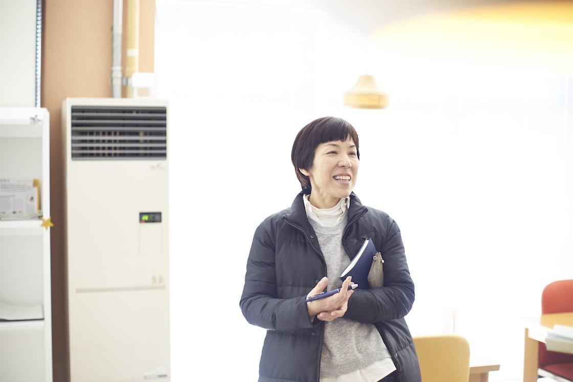 ブナコ・秋田谷恵さん