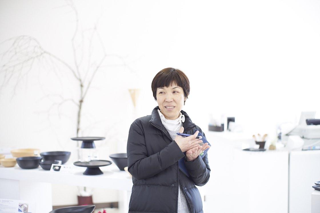ブナコ株式会社の広報担当、秋田谷恵さん
