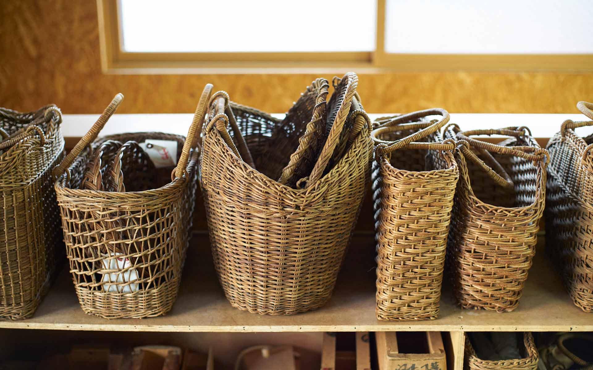 あけびかごの聖地・青森の宮本工芸で選び方やお手入れ方法を聞きました | 中川政七商店の読みもの