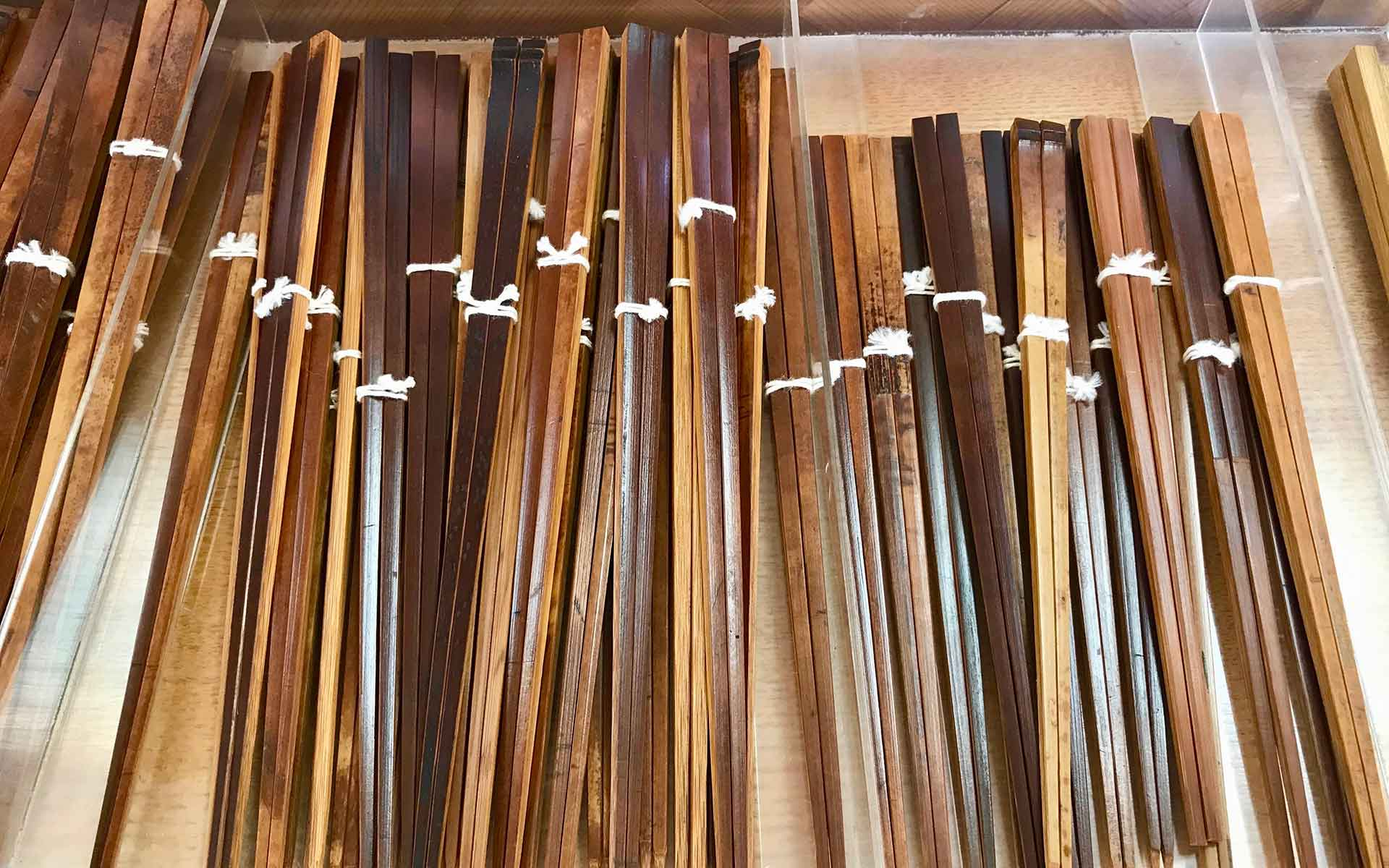 京都で買える好みのお箸。御箸司 市原平兵衞商店の「みやこ箸」