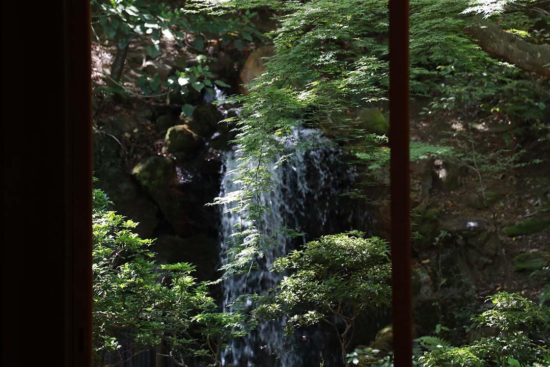 南禅寺 方丈 滝の間