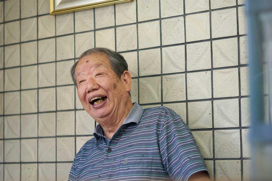 「もちろん、お好きな方は自由に食べてください」と話す野村さん
