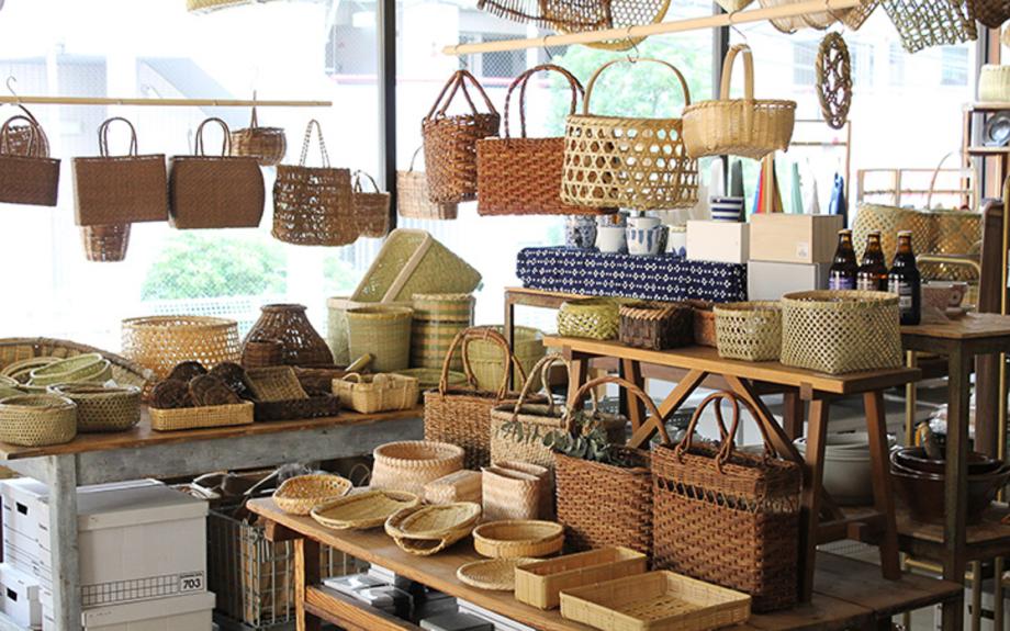 涼を感じる夏の道具「かご・ざる展」に全国から150種類以上が集合!高円寺cotogotoで開催