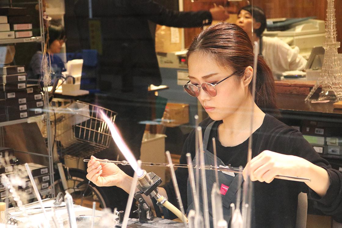 HARIO Lampwork Factory小伝馬町店