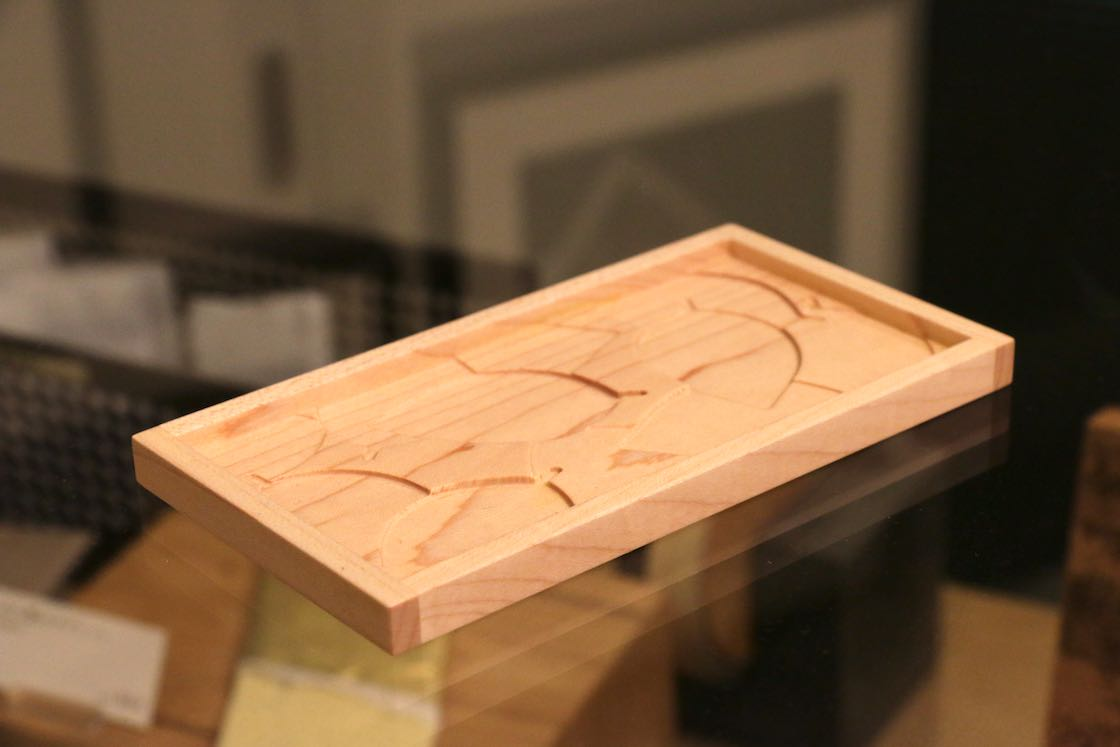 もちろん木型は、Hacoaさんのオリジナルです