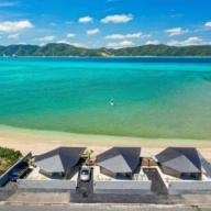 奄美の自然と過ごす贅沢な時間。ビーチフロントヴィラ「伝泊 The Beachfront MIJORA」オープン