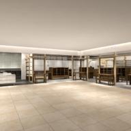 中川政七商店 × 茶論、初の一体型店舗が大阪に登場