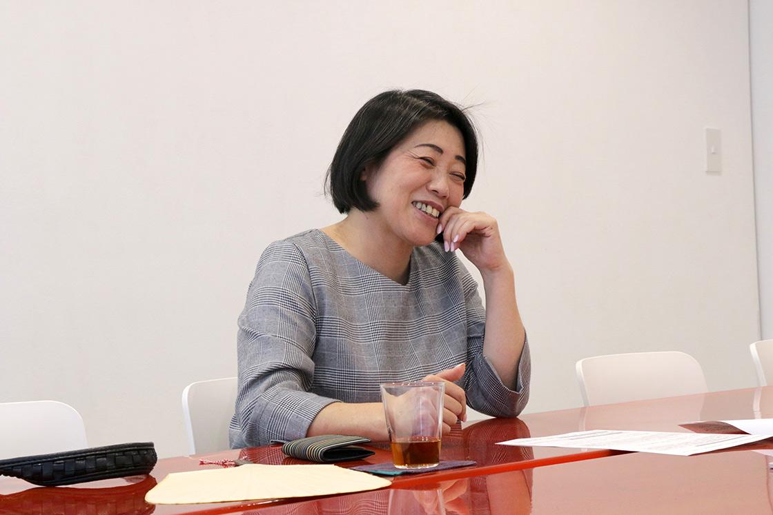 神谷禎恵さん