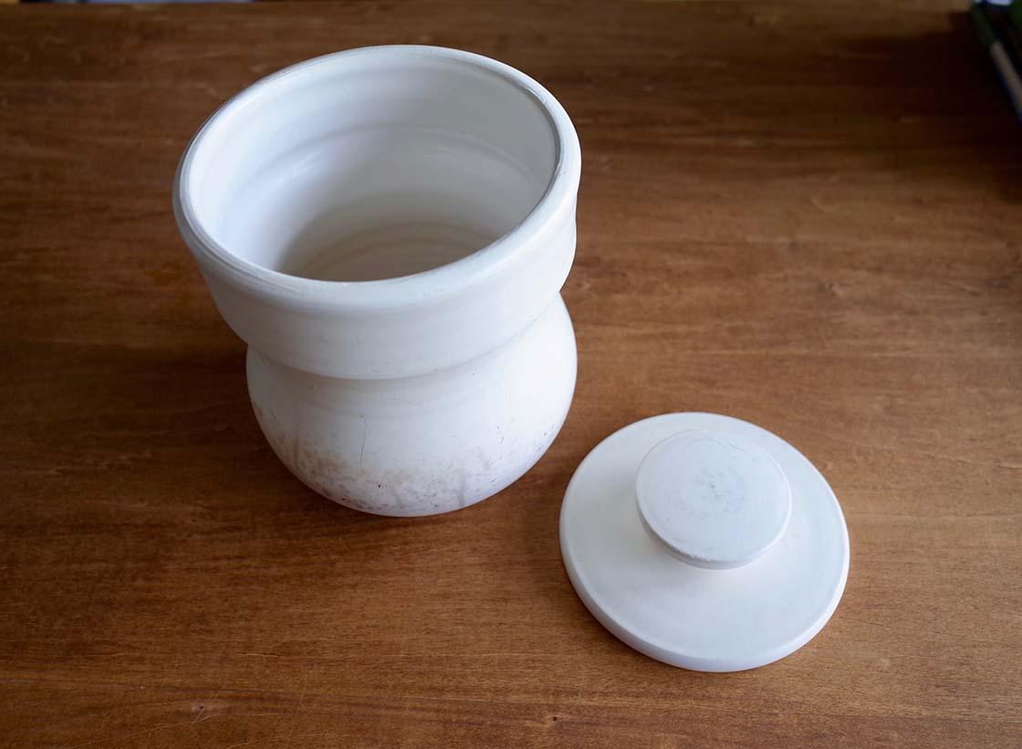 「大谷製陶所」大谷哲也さん作のライスクッカー