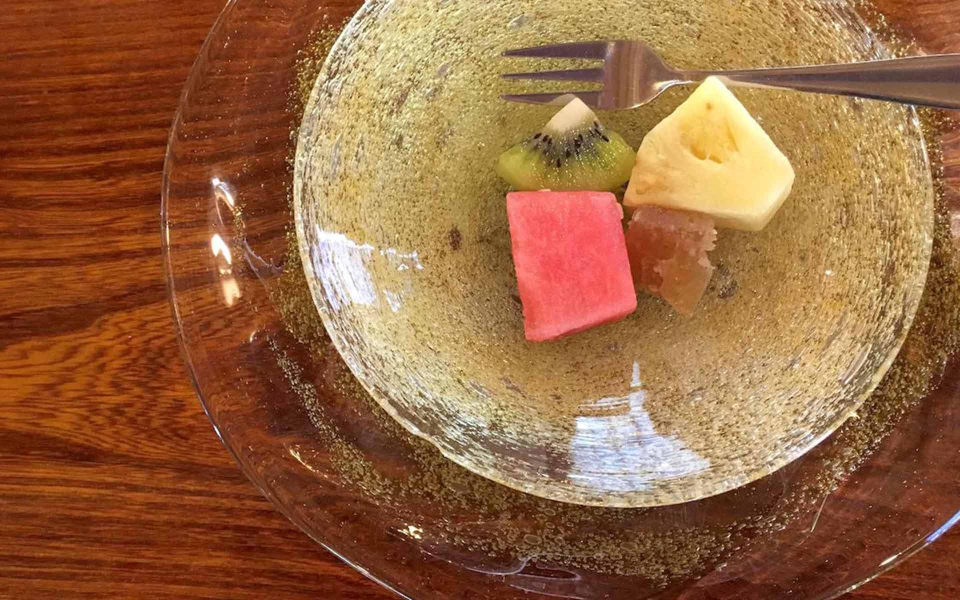 沖縄第一ホテル 薬膳朝食