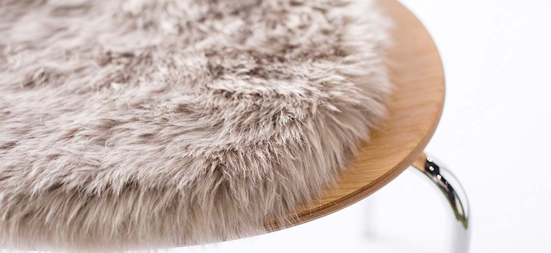 杉村繊維工業株式会社が他のメーカーとも協業して開発した薄型のチェアパッド