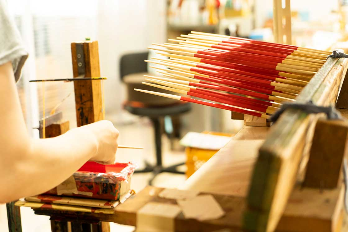 竹のお箸 ヤマチク