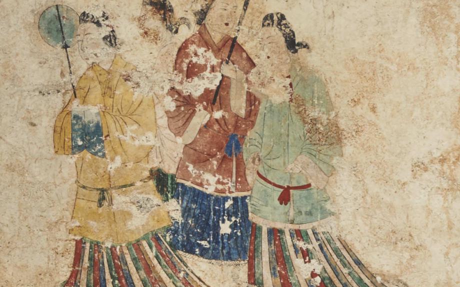 「教科書で見た」絵画の数々が虎屋 京都ギャラリーに集結。知られざる文化財保護の世界を紹介