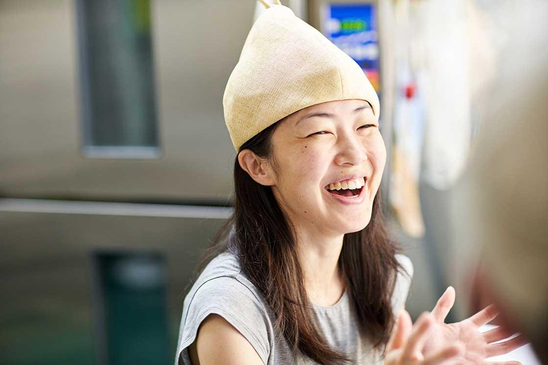 HIYORI BROT(ヒヨリブロート)塚本久美さん