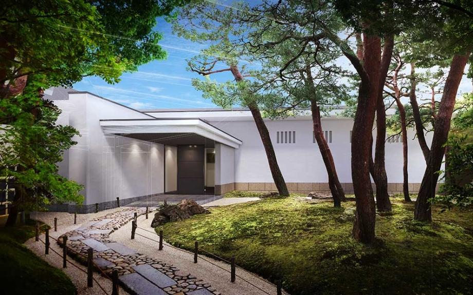 2020年4月、魯山人の作品だけを堪能できる施設が足立美術館に誕生