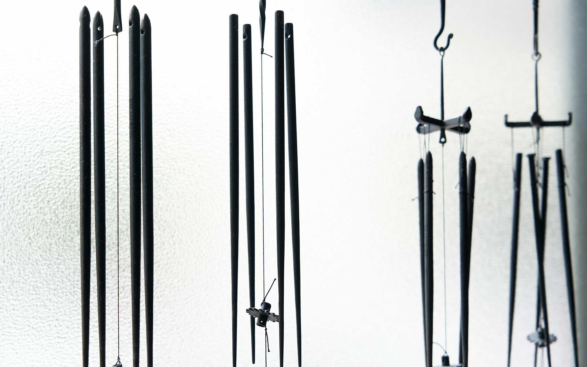 明珍火箸の風鈴