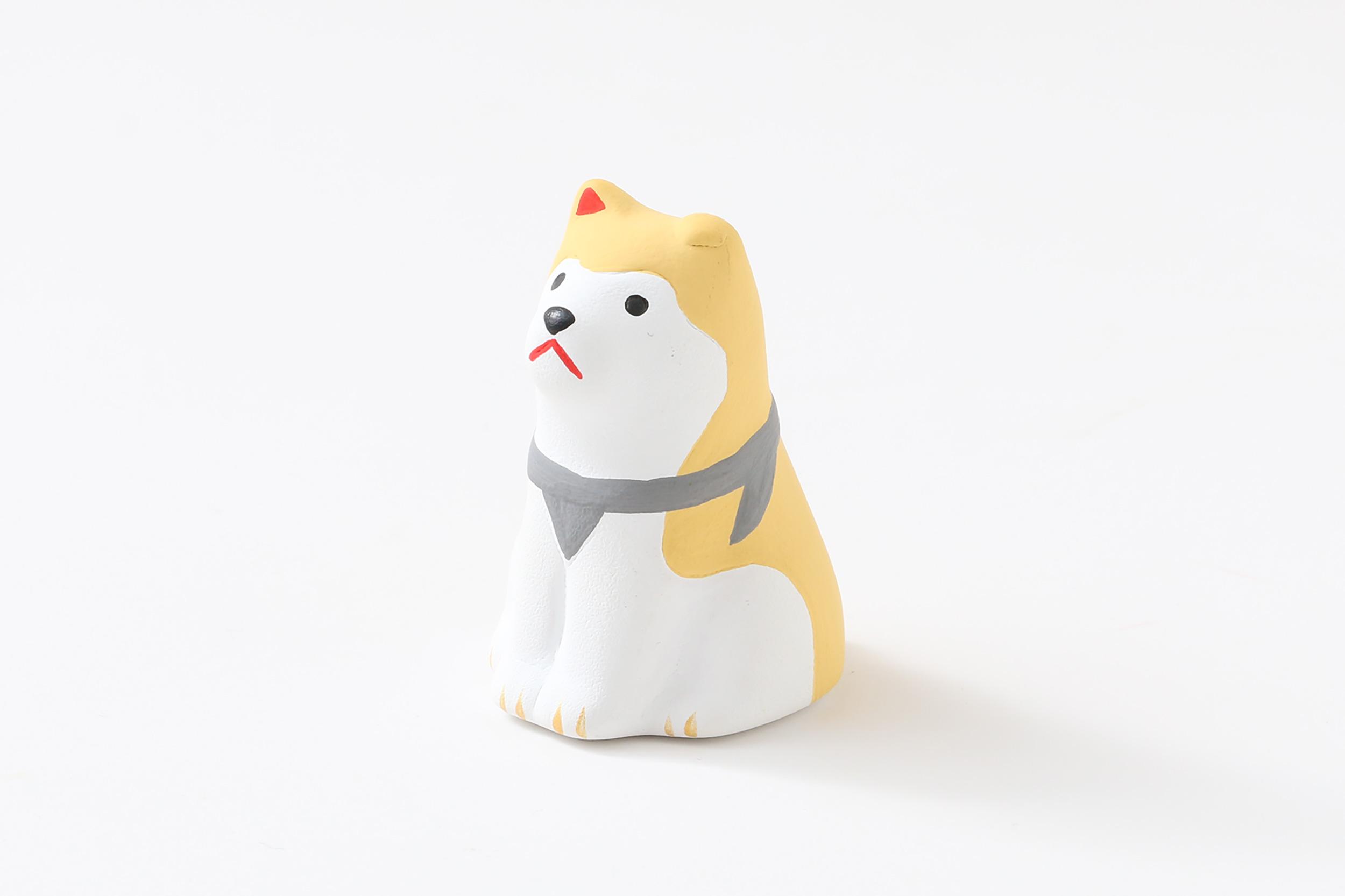 中川政七商店の渋谷犬
