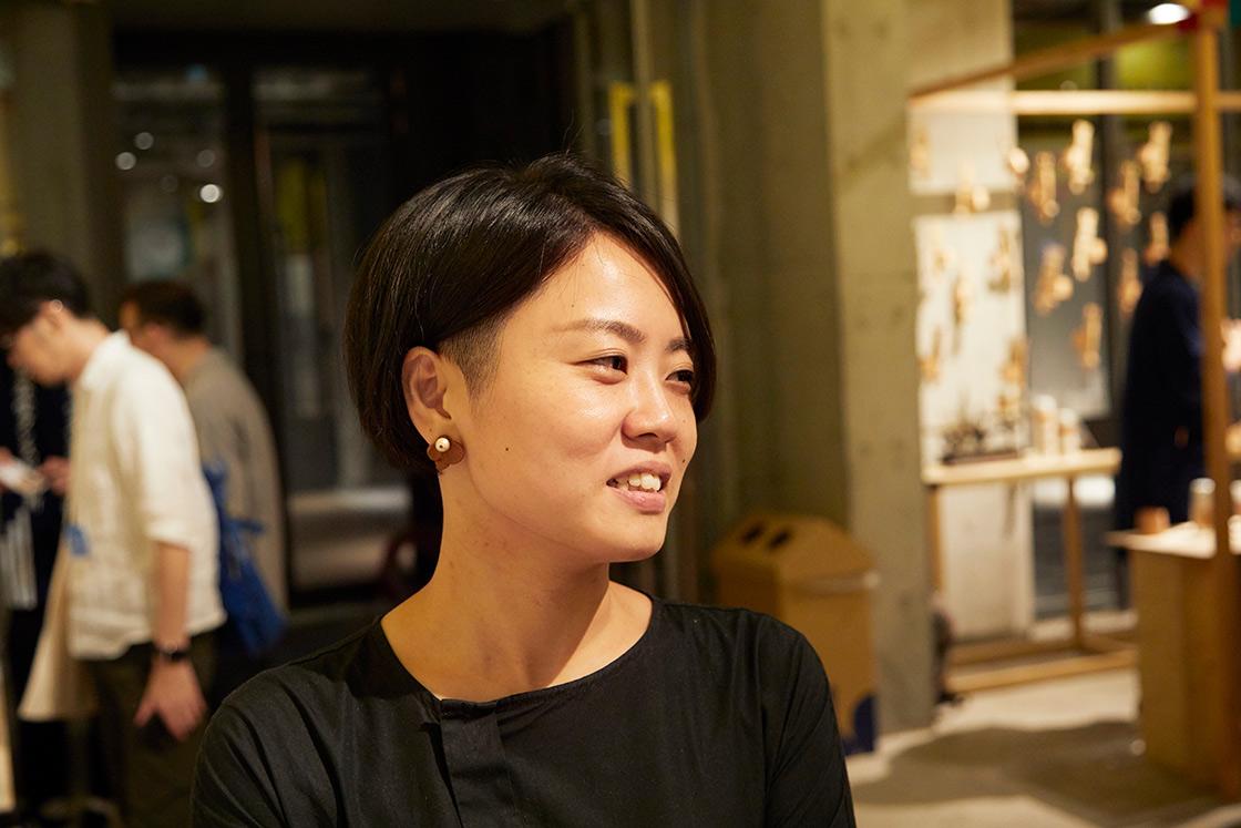 チアフル株式会社の松本梓さん