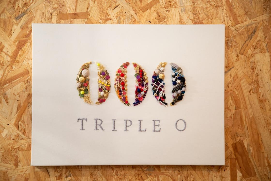 トリプル・オゥのロゴ