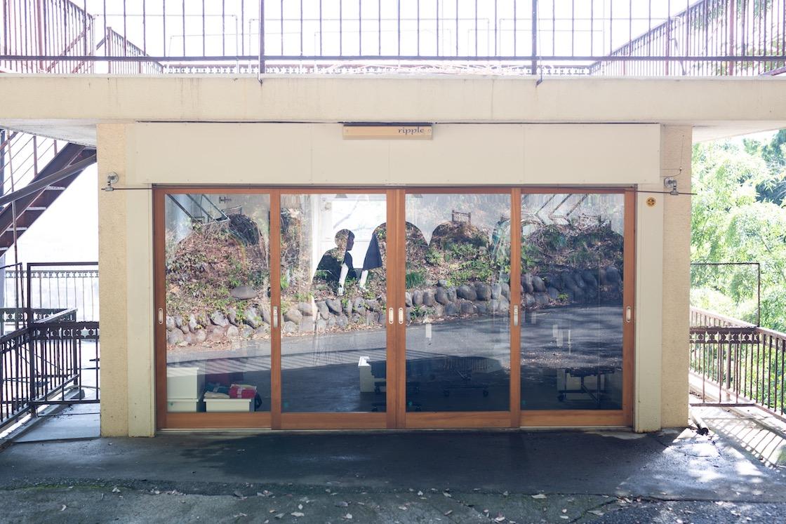 リップル洋品店の外観