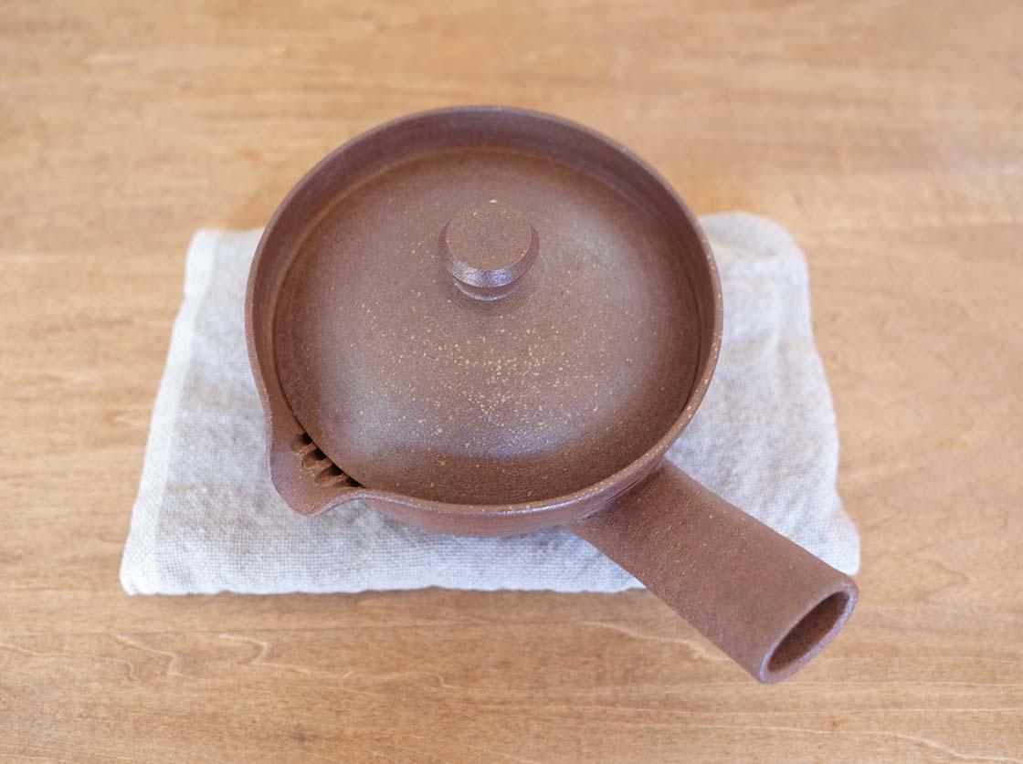 鍋敷きとして使う例