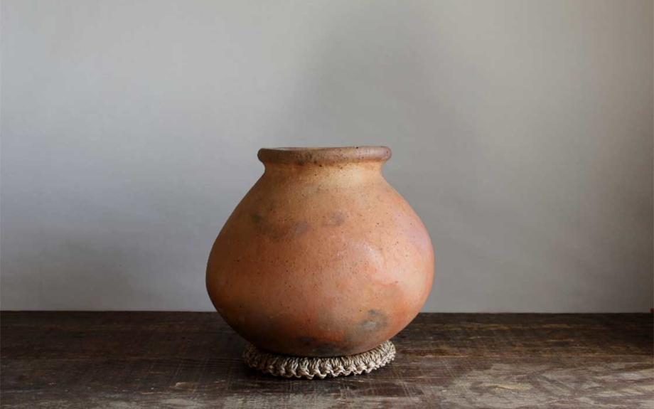 土器ってナンダ?縄文時代の方法で土器をつくるワークショップが開催
