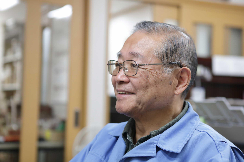 日三鋳造所 代表取締役の辻井俊一郎さん