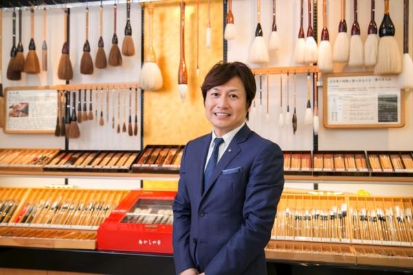 株式会社あかしやの代表取締役 水谷豊さん