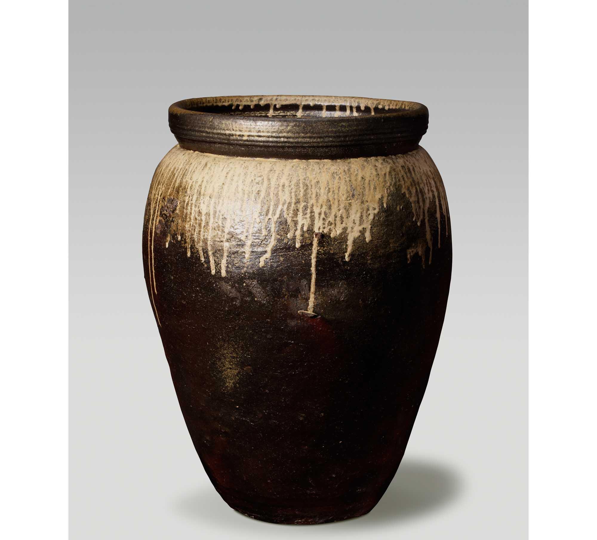 桃山時代の備前焼 石甕