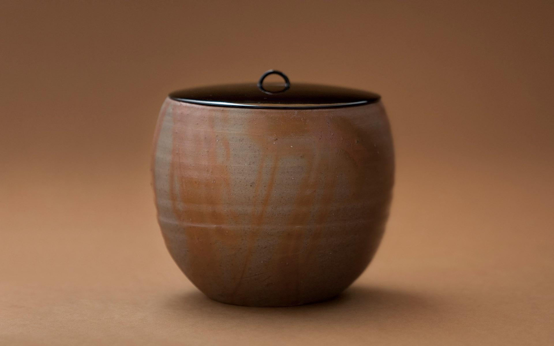 金重陶陽の備前焼作品