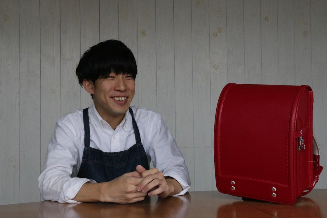 土屋鞄製造所 竹田和也さん