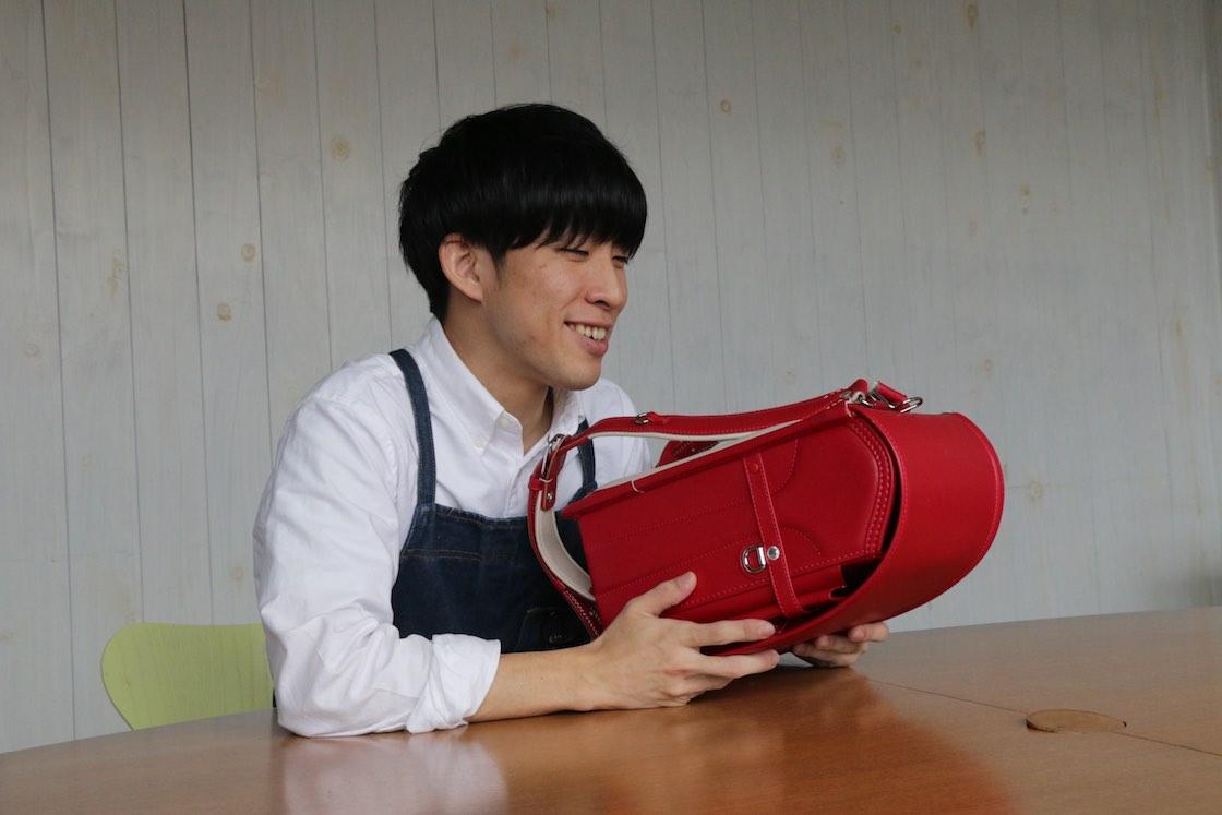 土屋鞄製造所 竹田さん