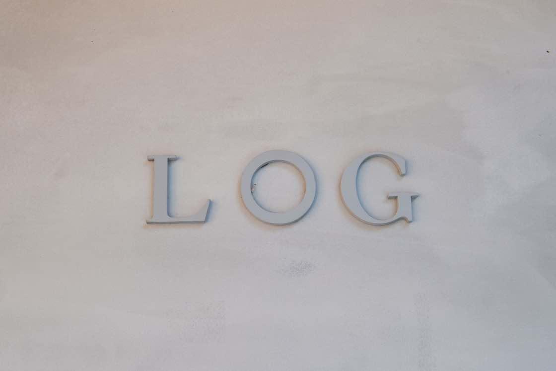 LOGのロゴマーク