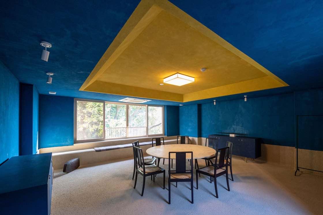 LOGの宿泊スペース