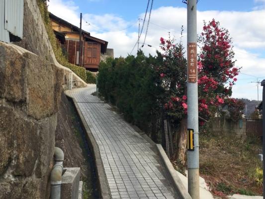 一歩足を踏み入れると、わざわざ寄り道したくなる道がたくさん