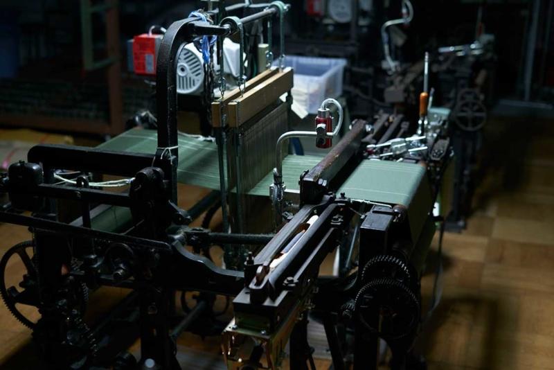 豊田式「織り機」