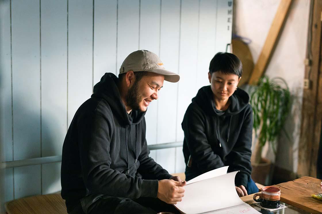 高橋さんと和田さん