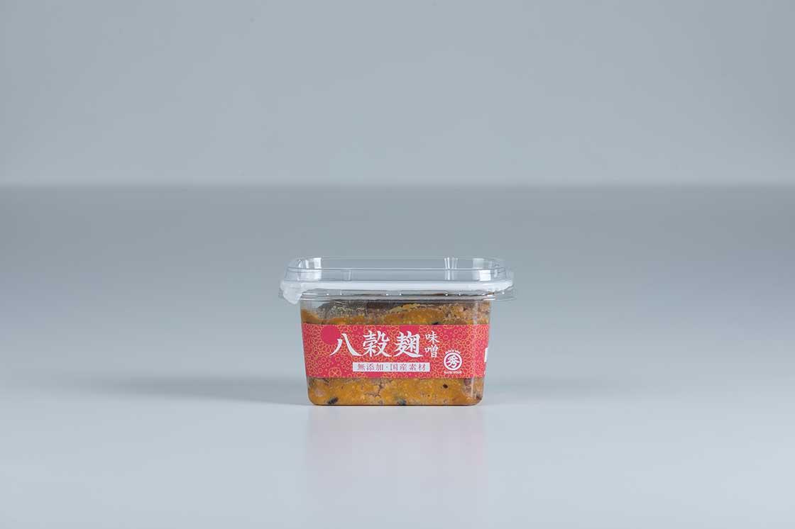 「八穀麹味噌」