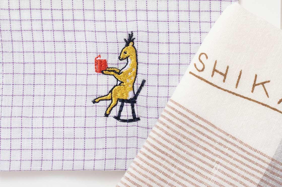 刺繍サービス/300円~【限定品】