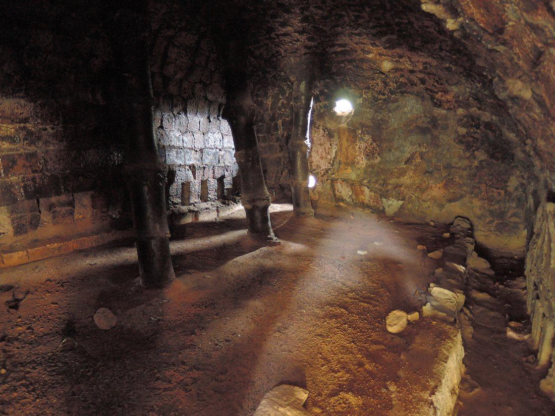 熊本県玉名郡南関町にある小代焼瀬上窯跡