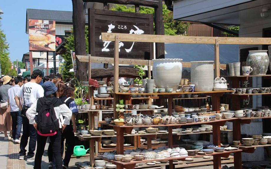 こんなときだから手仕事を。「益子 春の陶器市」がオンラインで開催