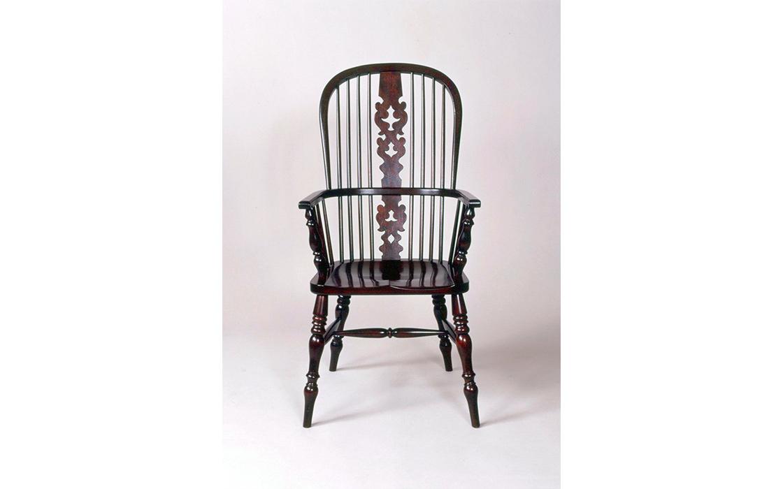 松本民芸家具:ウィンザーチェア