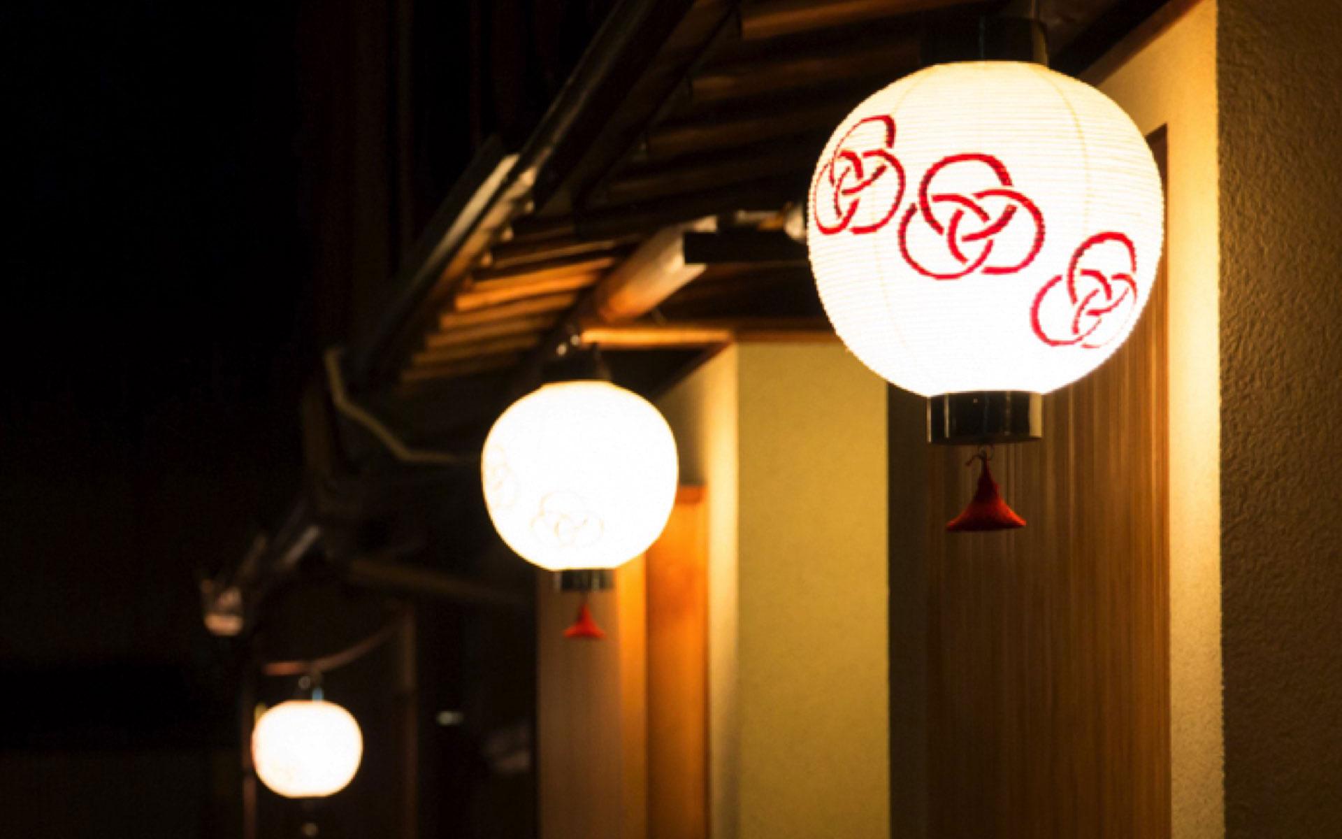 小嶋商店の京提灯