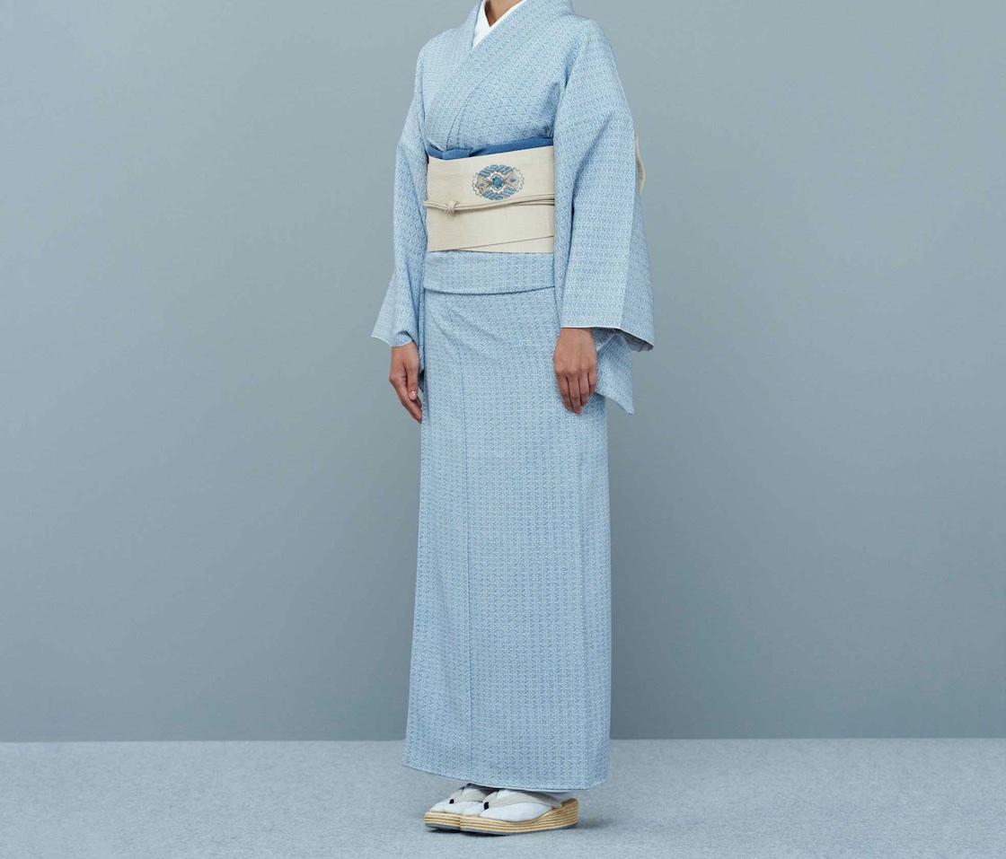 江戸小紋の着物