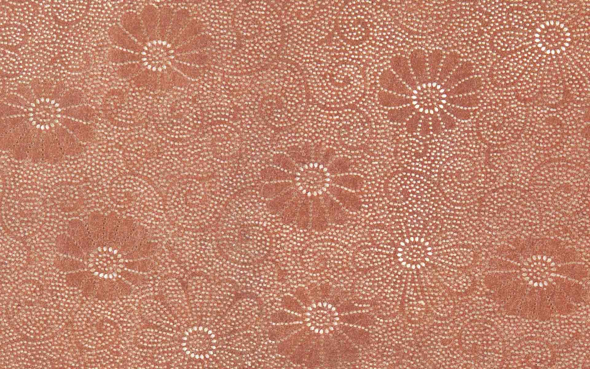 錐彫り (古代菊)