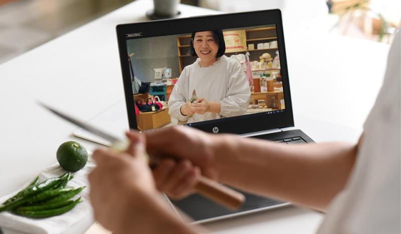 よしえ食堂の手作り柚子胡椒の講座