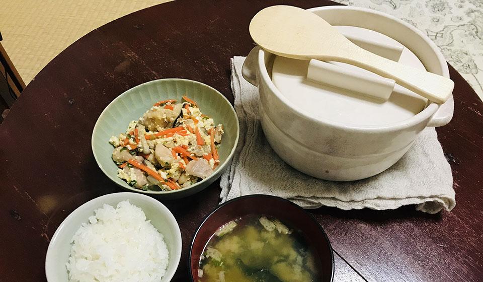 カモシカ道具店 ご飯鍋