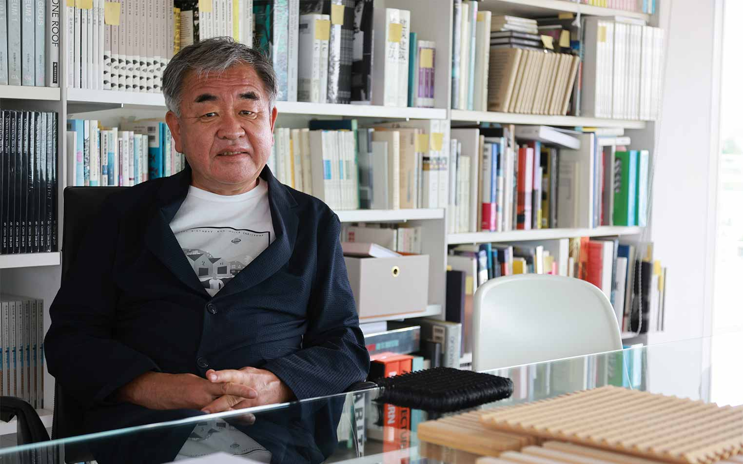 隈研吾と中川政七商店が考える、建築と工芸の新しい関係